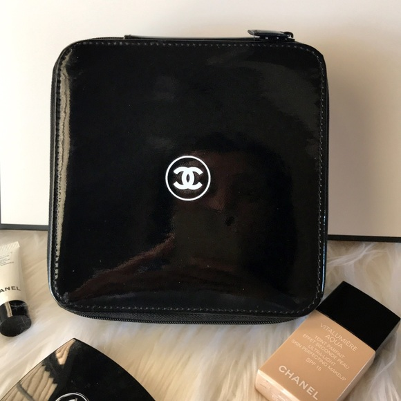 7f7195d178475a CHANEL Handbags - 🔥💯NEW CHANEL VIP Gift Cosmetics Hard Case Box🔥
